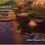 Alumni Symposium Weekend Postcard