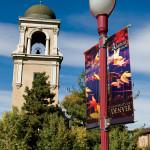Alumni Symposium Weekend Pole Banners